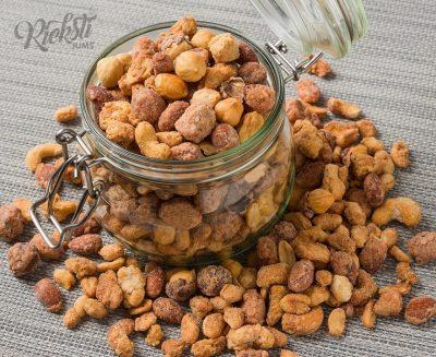 """Karamelizētu  riekstu maisījums """"Honey Premium"""" 1 kg"""