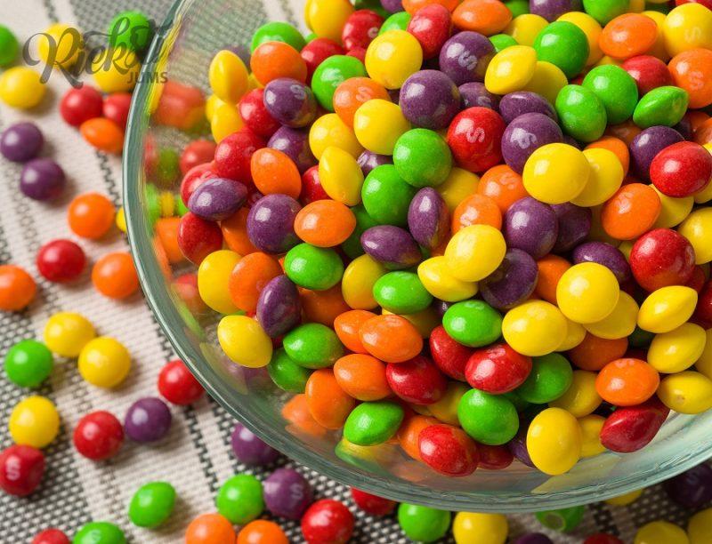 Konfektes Skittles Fruits 1 kg