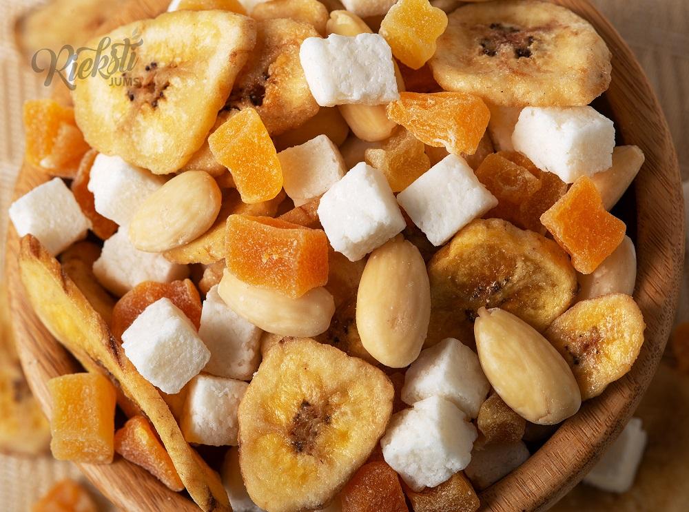 """Žāvētu augļu un riekstu maisījums """"Čunga Čanga"""", 1 kg"""