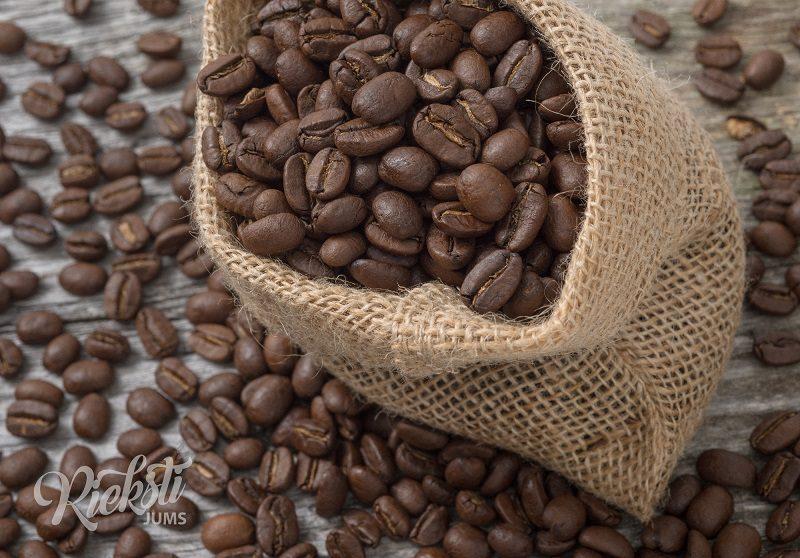 Grauzdētas kafijas pupiņas Brazil Sul de Minas NY2 1 kg