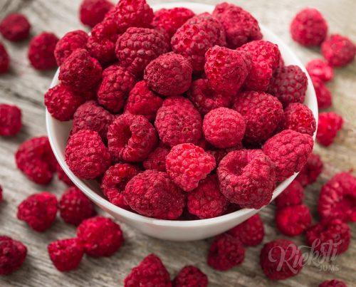 Лиофилизированные фрукты и ягоды