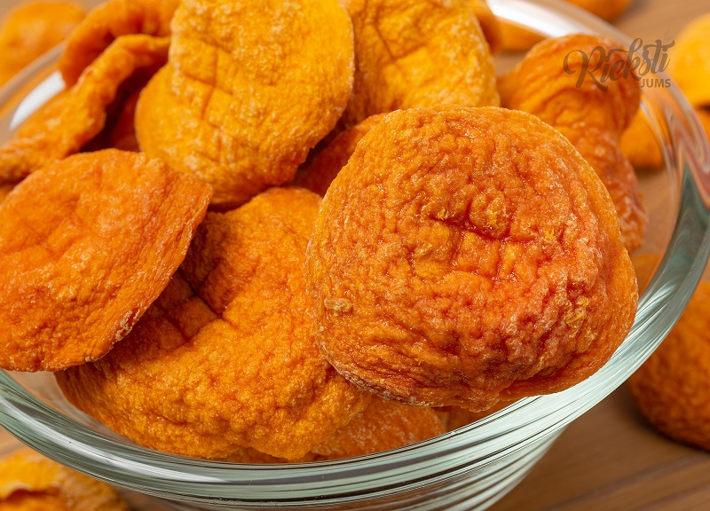 Dabīgi žāvēti persiki, 1 kg