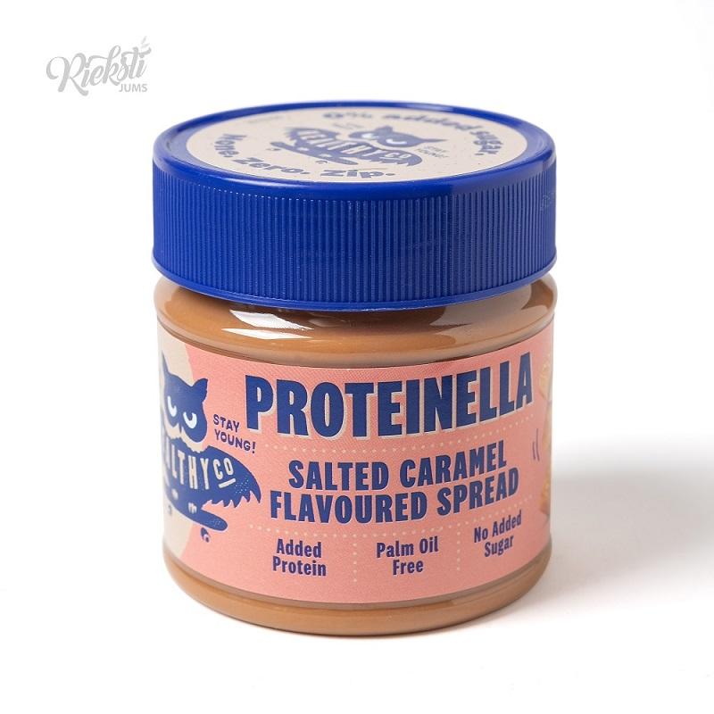 Siera karameles krēms PROTEINELLA, 200 g