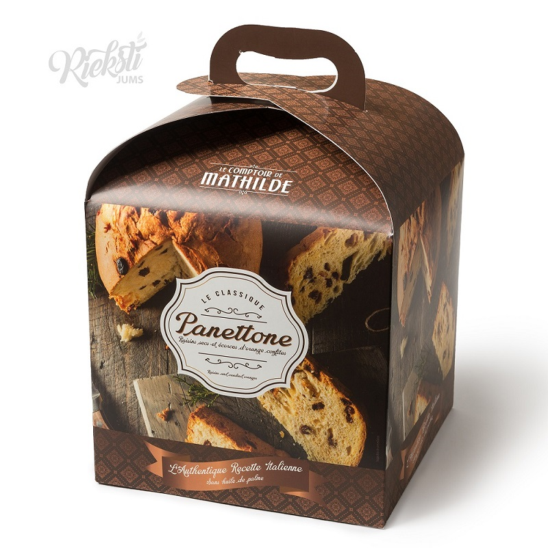 "MATHILDE ""Panettone"" kūka, 900 g"