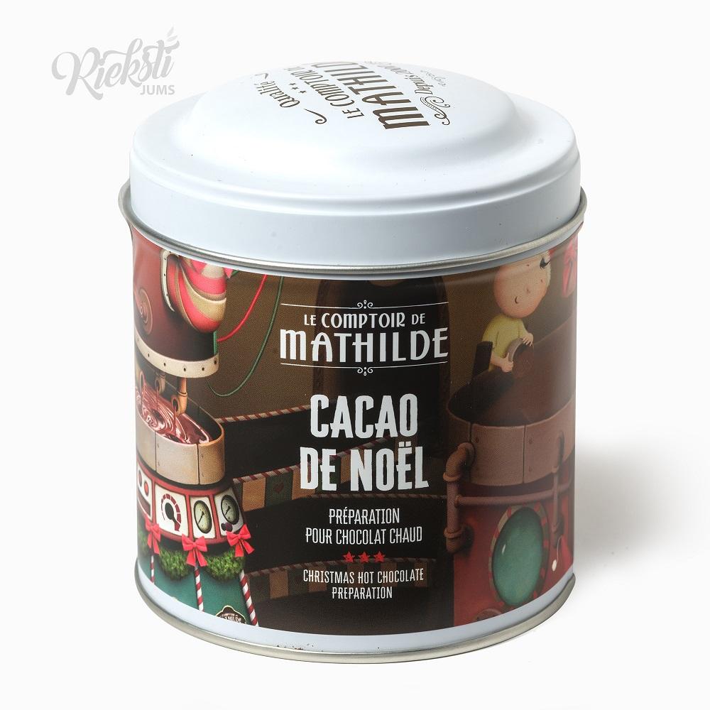 MATHILDE Karstās šokolādes pulveris, 170 g