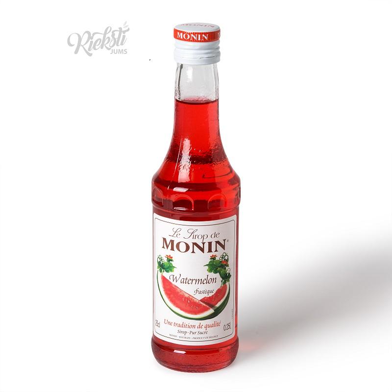 Arbūzu sīrups MONIN, 250 ml