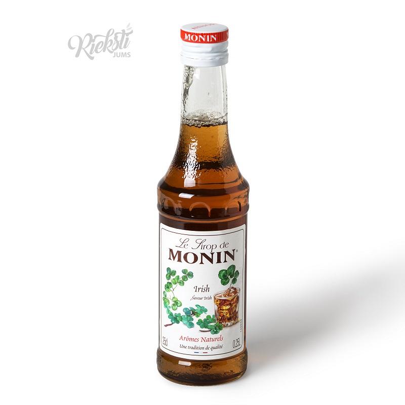 Īru liķiera sīrups MONIN, 250 ml