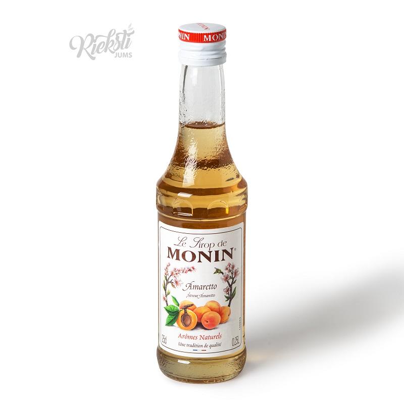 Amaretto sīrups MONIN, 250 ml