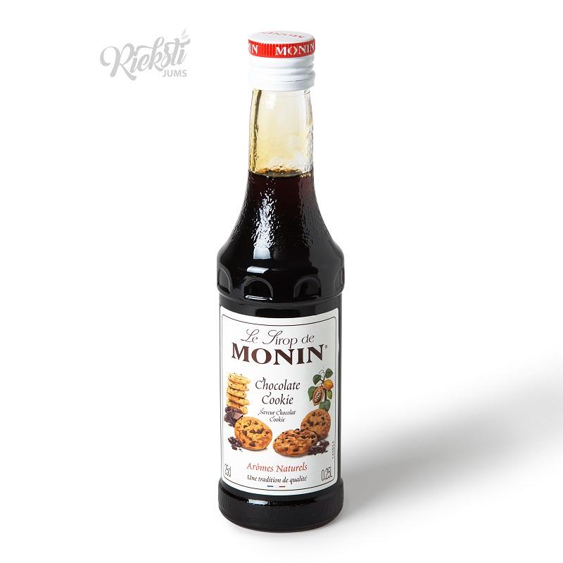 Šokolādes cepumu garšas sīrups MONIN, 250 ml