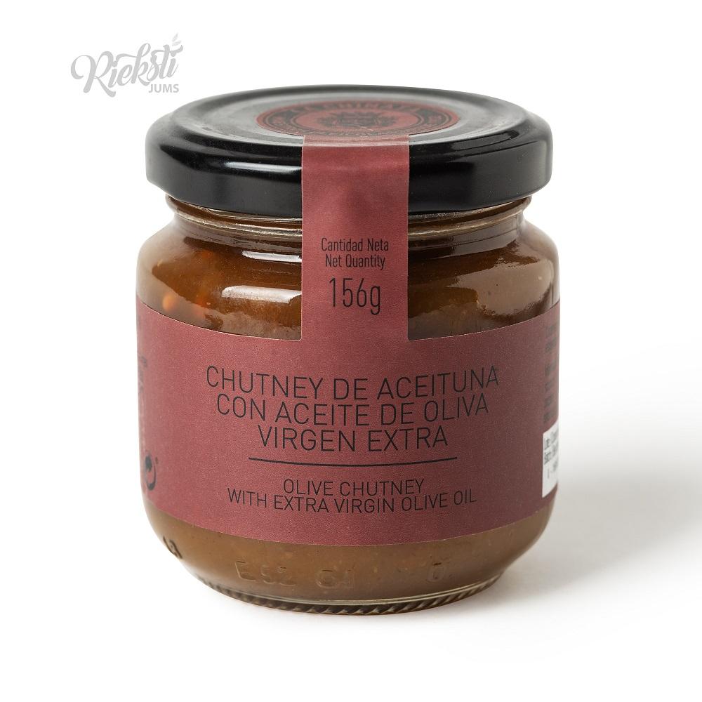 LA CHINATA olīvu čatnijs, 156 g