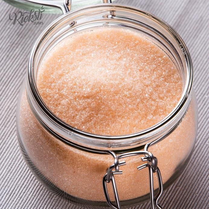 Krāsains cukurs, persiku garša, 1 kg
